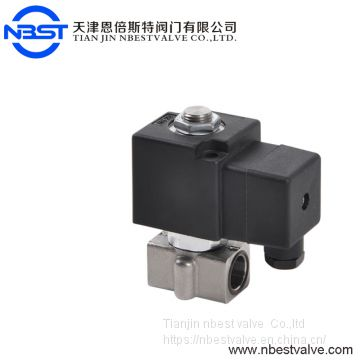 DC12V stainless steel water latching solenoid valve used to automatic irrigation
