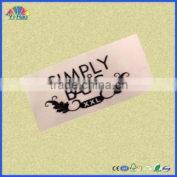 print label , garment print label, clothing print label