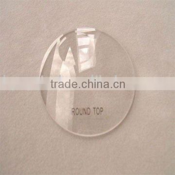 ophthalmic resin lens for frames (CE)