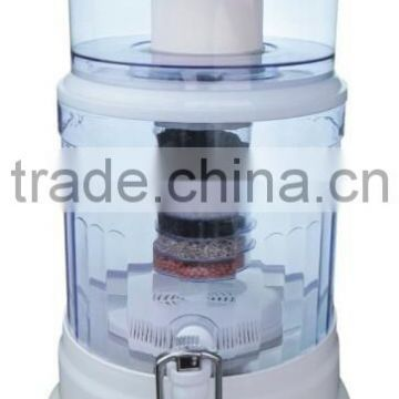 2014 hot-selling 18L Carbon Ceramic Water Filter Mineral Water Pot For Drinking Water Bottles