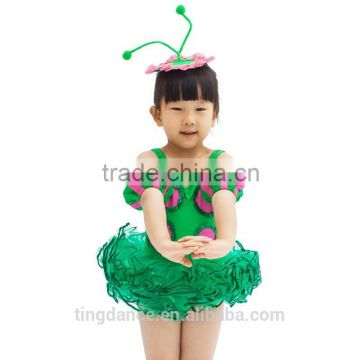 2016 new style wholesale girls kids ballet performance dance costumes