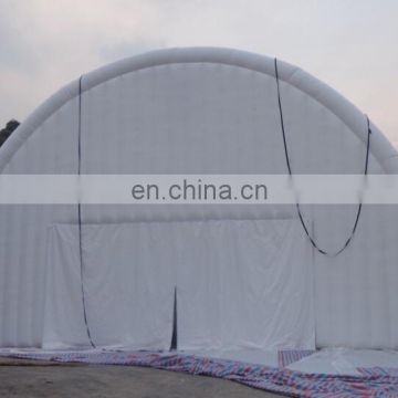 air-tight blackout big inflatable tent