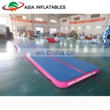 12m Tumble Track Inflatable Air Mat For Gymnastics