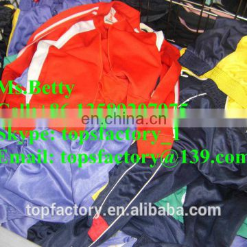 Top Quality canadian used clothes used sports clothes