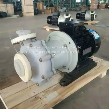 Chlorine water pump
