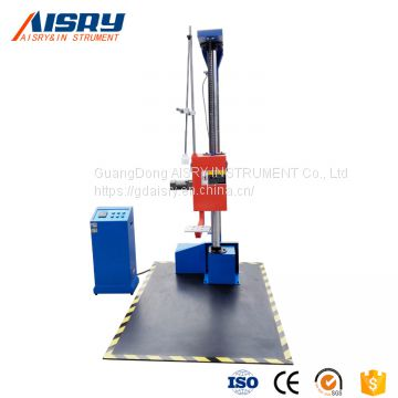 High Standard Single Arm Product Packaging Falling Impact Equipment