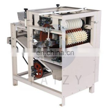 Made in China green pea peeling machine for wet peanut