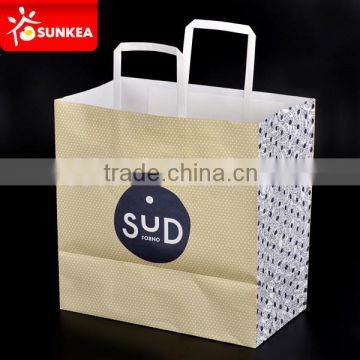 Custom printed food paper bags for food bakery                                                                         Quality Choice