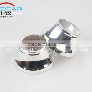 3 INCH PROJECTOR LENS SHROUDS HID XENON PROJECTOR LENS SHROUD /COVER/MASK FOR Headlight Retrofit DIY Use