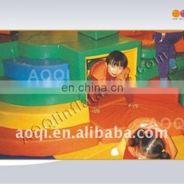 AOQI great attraction best selling excellent quality Soft Play