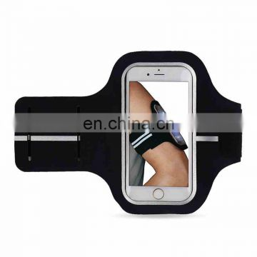 ODM Armband, Multifunctional Double Pockets Outdoor Arm Bag for Smart Phone Within 6.3 inches