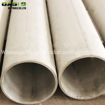 Astm 304 316l 316 201 a312 seamless stainless steel pipe for heating element