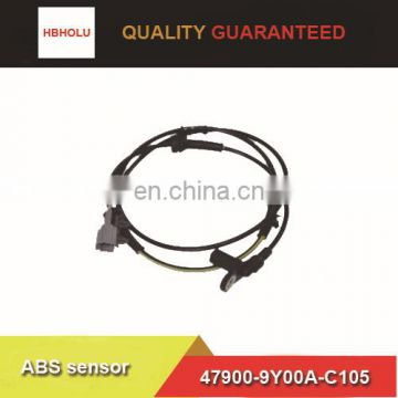 ABS wheel speed sensor 47900-9Y00A-C105 for high quality car