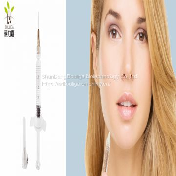 Thin superficial lines  2ml cross-linked hyaluronic acid dermal filler