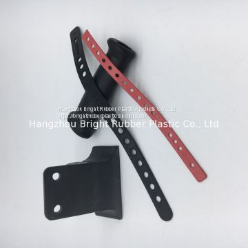 China High Quality OEM Custom Rubber Or Silicone Handle And Watch Strap