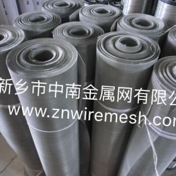 Quality  Certified 304/316L   Wire Mesh/ Stainless Steel Wire Mesh