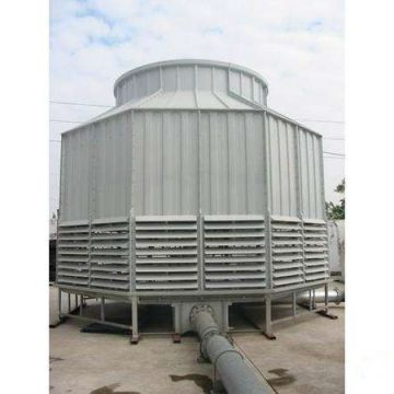 Closed Type Cooling Tower With Forced Draught Cooling Tower Frp Round Cooling Tower