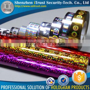 1 Roll Order holographic hot stamping film color switch heat transfer film foil                                                                         Quality Choice