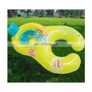Inflatable Mother and Baby Swim Float Pool