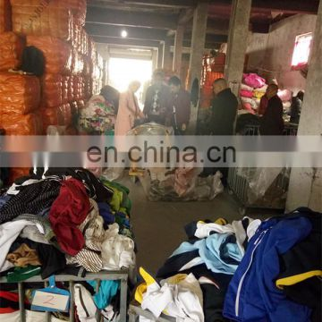 Cheap USED clothing, wholesale second hand clothes