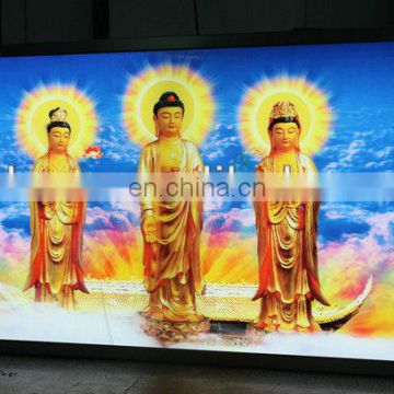 Top sale with low price wholesale 5D picture lenticular poster manufacturer