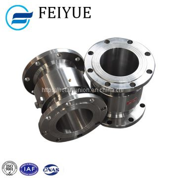 2-1/2 inch Stainless steel low speed high pressure gas swivel joint for pipe