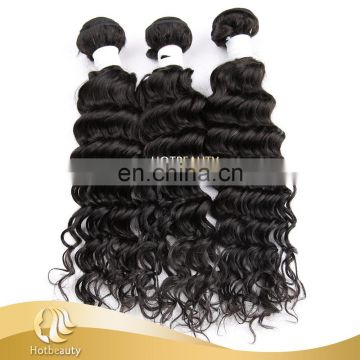 New Arrived Tangle Free Human Hair Indian Remi Kinky Curly