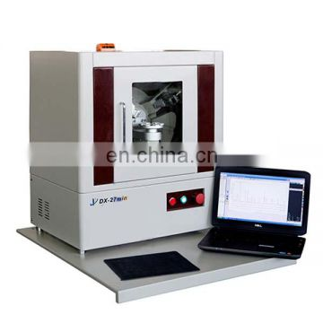 DX-27mini bench top diffractometer