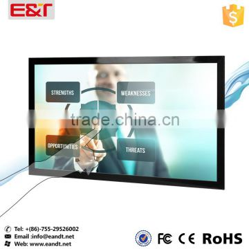 24 inch 16:10 USB Infrared Open Frame Vandal proof Kiosk IR Multi Touch Screen