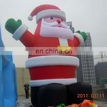 hot sale Inflatable Santa Claus