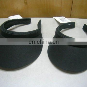 bf986960f22 different shape plastic clip visor hat of sunvisor hat from China Suppliers  - 158616972