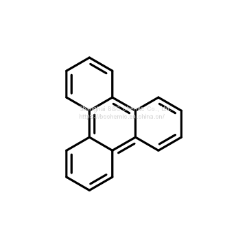 High purity of Triphenylene (CAS217-59-4)with best price and best service