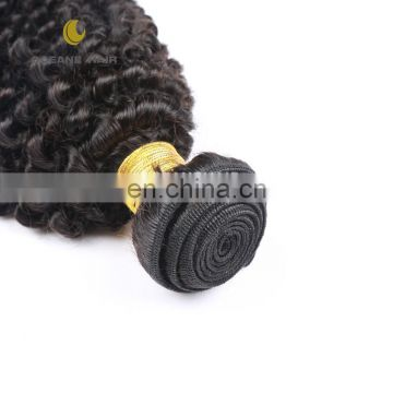 unprocessed brazilian human hair afro kinky curly weaving hair for braiding