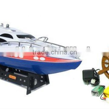 RC Luxury Yacht Electric RC boat