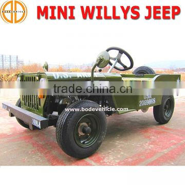 Bode Quality Assured Mini Jeep Willys For Kids 4x4 110cc 150cc 200cc