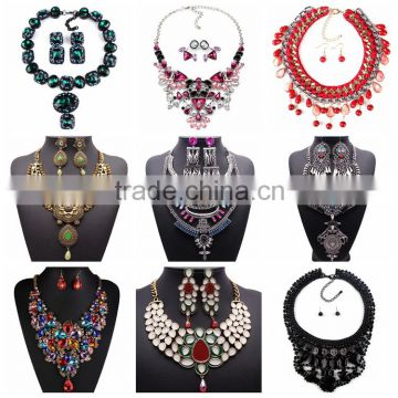 Trendy party necklaces for women