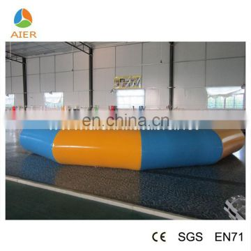 Water Park Equipment Best Selling Inflatable Pool inflatable swimming pool