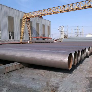 manufacturing large diameter 48 inch a671 gr.70 lsaw Steel PIPE