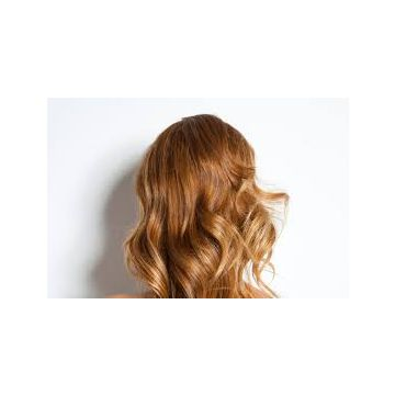 Blonde No Damage Indian Natural Straight Curly Human Hair
