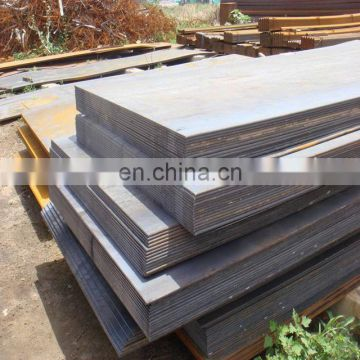 Carbon Steel Plate Scarp mild steel sheet and flats Carbon Heavy Plate Various Thick mill certificate steel plate