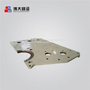 Side plate Metso C-series wear and spare parts spare parts