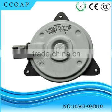 Auto Cooling Fan Motor denso radiator fan motor 12V DC for