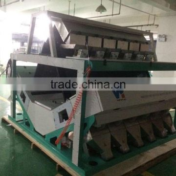 High Accuracy almond shape sorter color sorting machine