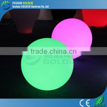 Indoor outdoor christmas ball light with color changing GKB-040RT