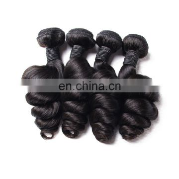 Full cuticle double weft hair weave prices for brazilian human hair