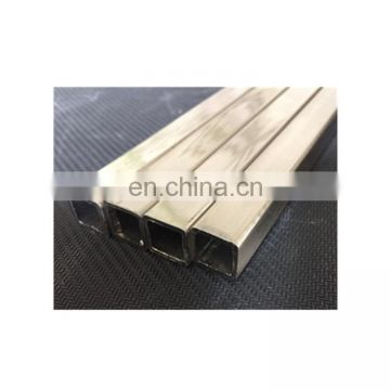 MS hollow section 30x30 thin wall galvanized rectangular steel tube for structure