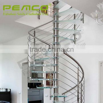 Customized Best Price Staircase Balcony Railing Designs Stainless