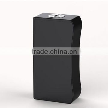 Best selling products in America mechanical box mod Kungfu v4 mod Dual 26650/18650 battery electronic pipe smoking