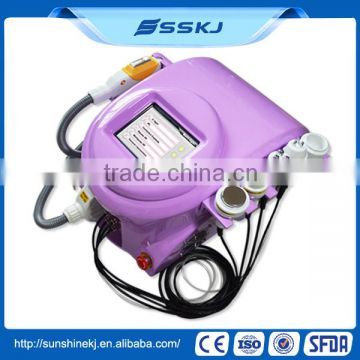 Top selling 6 IN 1 elight toplaser ipl rf machine photo epilator with CE