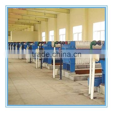 Professional Factory Supply Membrane Filter Press Price